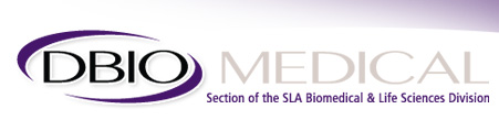 The Medical Section of the SLA Biomedical and Life Sciences Division